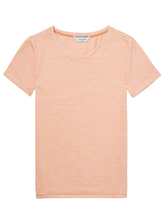 Womens Relaxed Fit SS Tee - Marshmellow