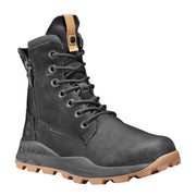 Mens Brooklyn Side Zip Boot - Black