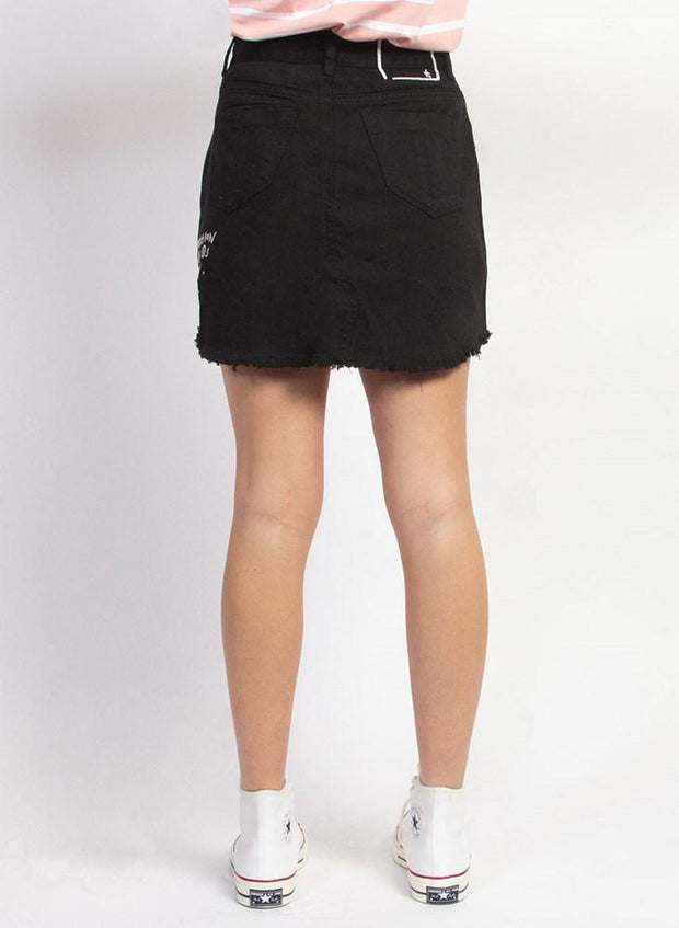 Welcome Skirt - Black
