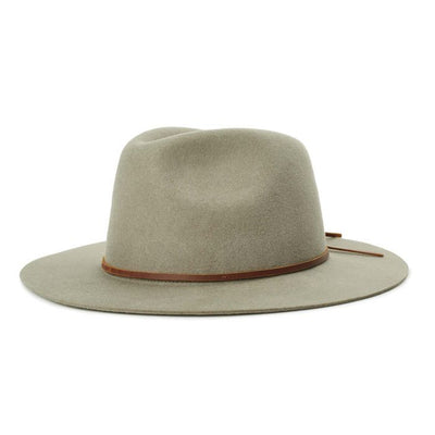 Brixton Wesley Fedora -Rock shop online or in store at IKON