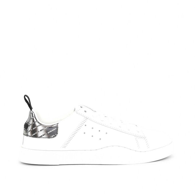Womens S-Clever Low White/Silver H7269 | Shop Diesel online IKON NZ