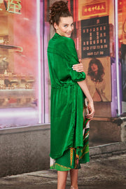 Cooper The Duster Truth Coat Green | Shop Cooper at IKON
