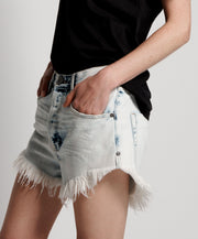 Outlaws Denim Shorts - Classic