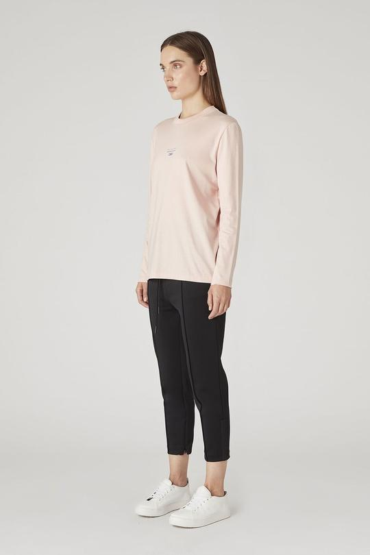 C&M Agnes LS Tee - Cameo Rose | Shop C&M Camilla and Marc at IKON NZ