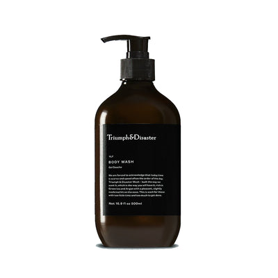 YLF Body Wash | Triumph & Disaster skincare at ikonnz.com