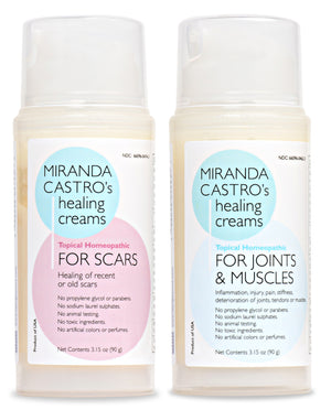 Buy 2 Miranda Castro Creams, Save 15%