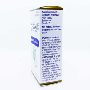 Helios Hayfever Ages 2 and Over - Lactose Free Homeopathic Remedy