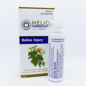 Helios Combination Remedy Sampler: Includes Helios ABC, Hay Fever, Injury, Sleep, and Stress Relief Save 20%
