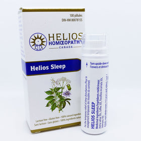 *2 for 1* Helios Sleep - Lactose Free Homeopathic Remedy for Temporary Relief of Sleep Disturbances