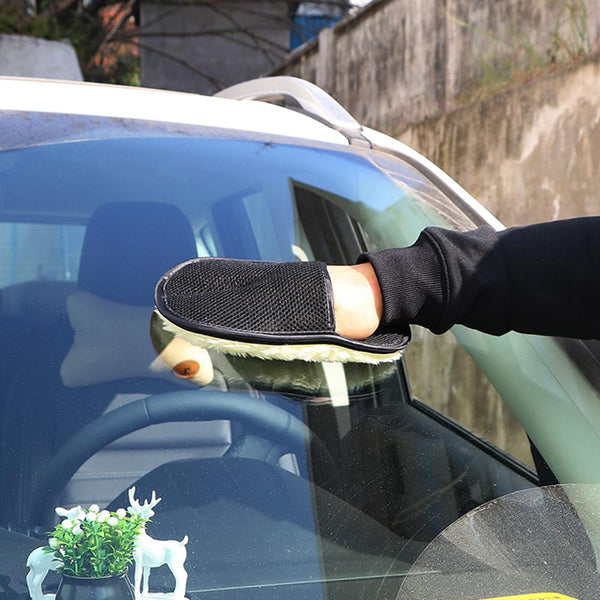 Car Polishing Glove