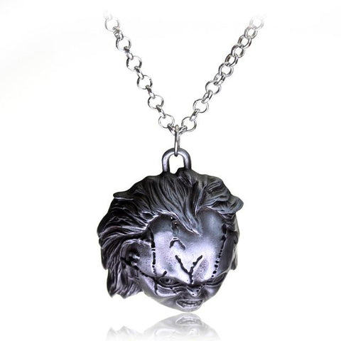 Chucky, Stephen King, IT Penny Wise, Jason Horror Necklace