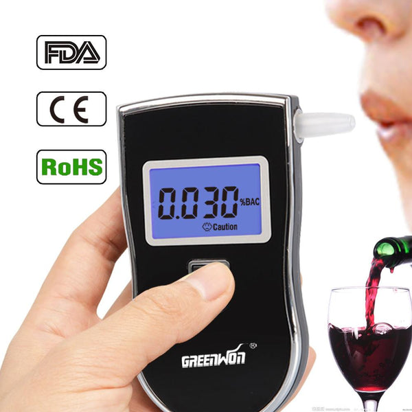 Breath Tester For Driving