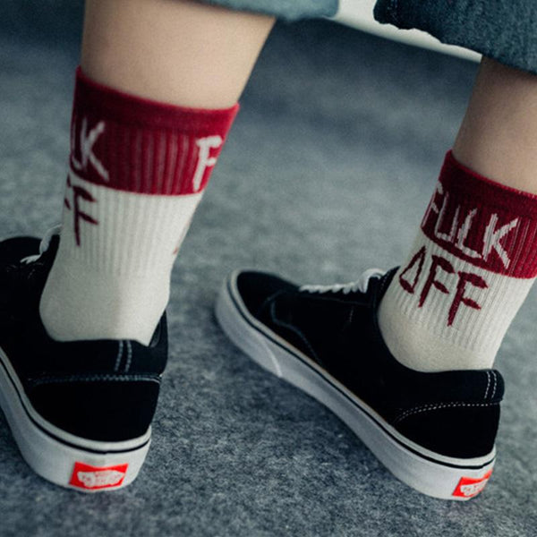 Casual Men Cotton Socks