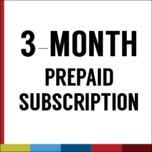 3-Month Subscriptions