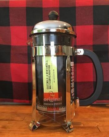 French Press Gift Set | Walt's Coffee Roasters