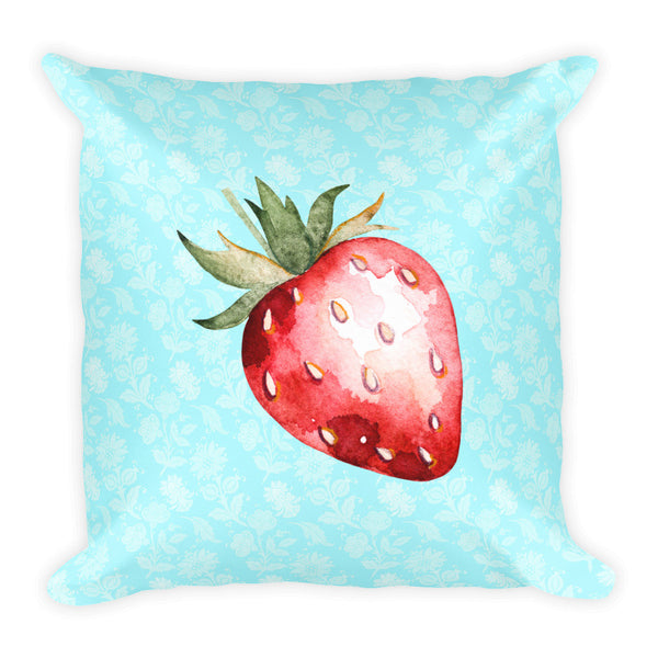 """Home Sweet Home"" Square Pillow w/ Insert"