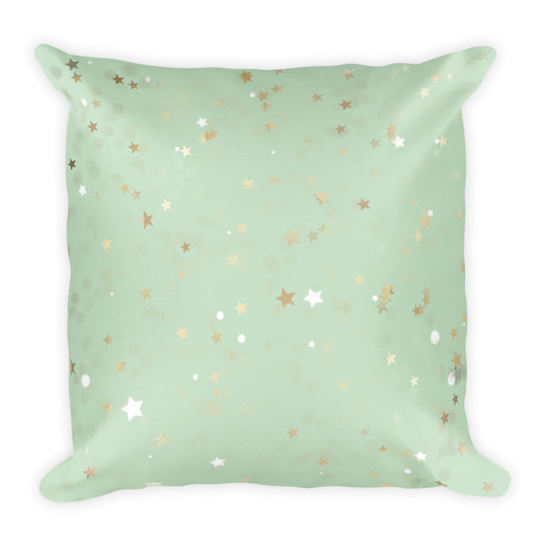 """Do As Dreamers Do"" Square Pillow w/ Insert"