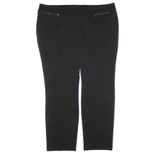 Alfani Gray or Purple Tummy Control Zipper Detail Slim Leg Pants