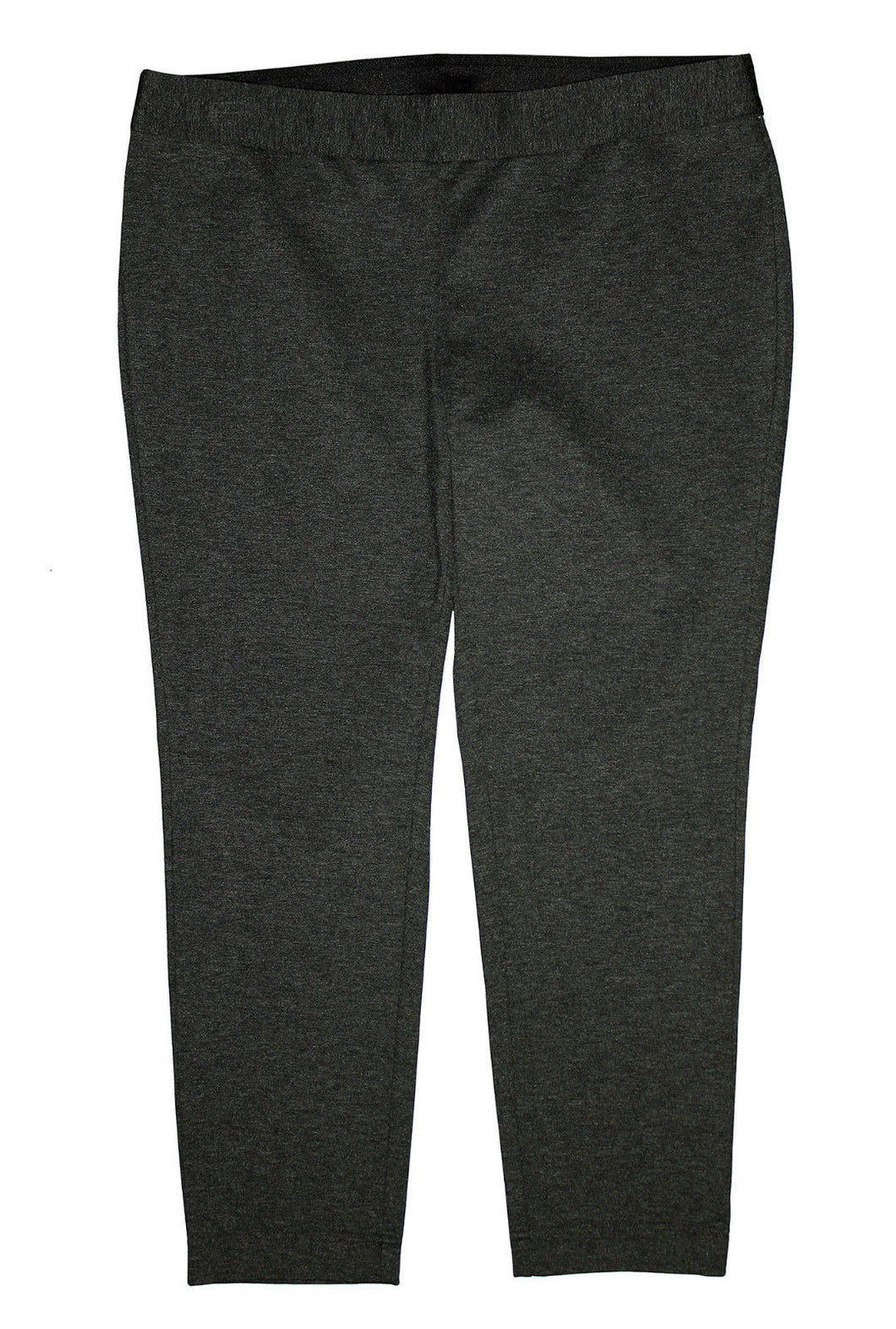 INC Dark Gray Skinny Leg Pull On Casual Pants