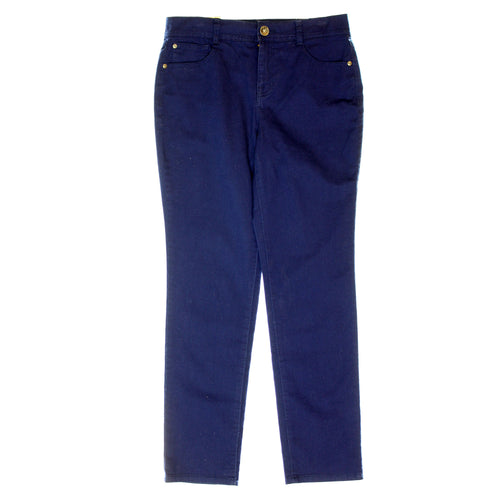 Style & Co Blue Denim Slim Leg Tummy Control Jeans