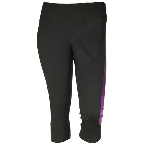 Ideology Pull-On Cropped Leggings