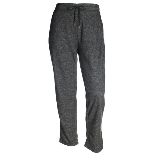 Style & Co Black Pull on Drawstring Active Lounge Pants Plus Size