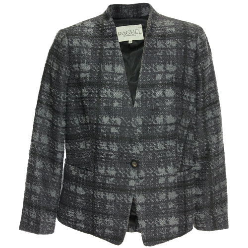 Rachel Roy Houndstooth Blazer Jacket / Skirt