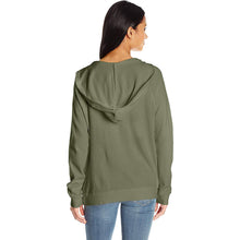 Billabong Green Long Sleeve Graphic Hoodie