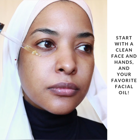 FACIAL MASSAGE FOR BEGINNERS