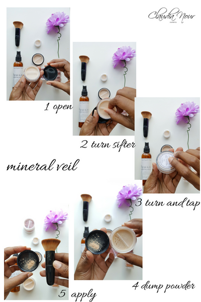 mineral veil how to