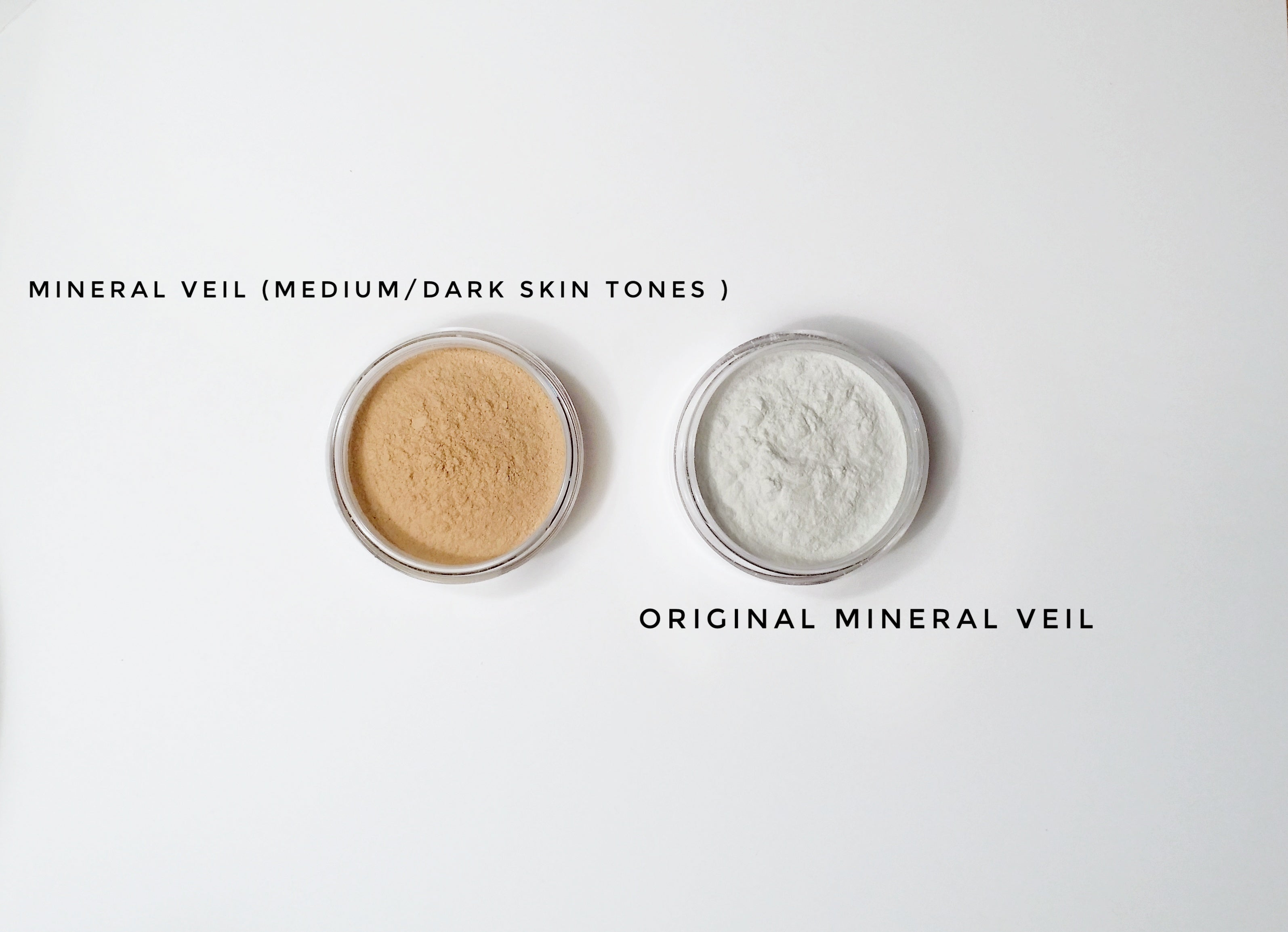 Mineral Veil - Primer and Finishing powder -NEW SHADE! - Claudia Nour Cosmetics - Halal makeup