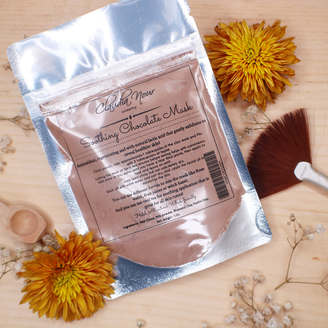 Soothing Chocolate  Mask