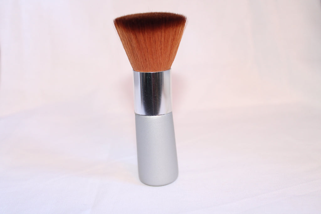 Flat Top Blending Brush - Claudia Nour Cosmetics - Halal makeup