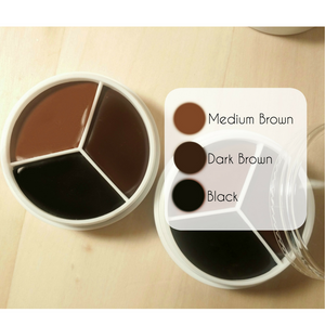 Eye and Brow Pot - Claudia Nour Cosmetics - Halal makeup