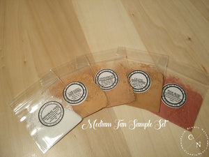 HALAL MAKEUP SAMPLE SETS MEDIUM TAN