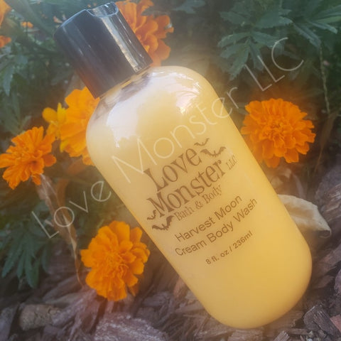 Harvest Moon Creme Body Wash