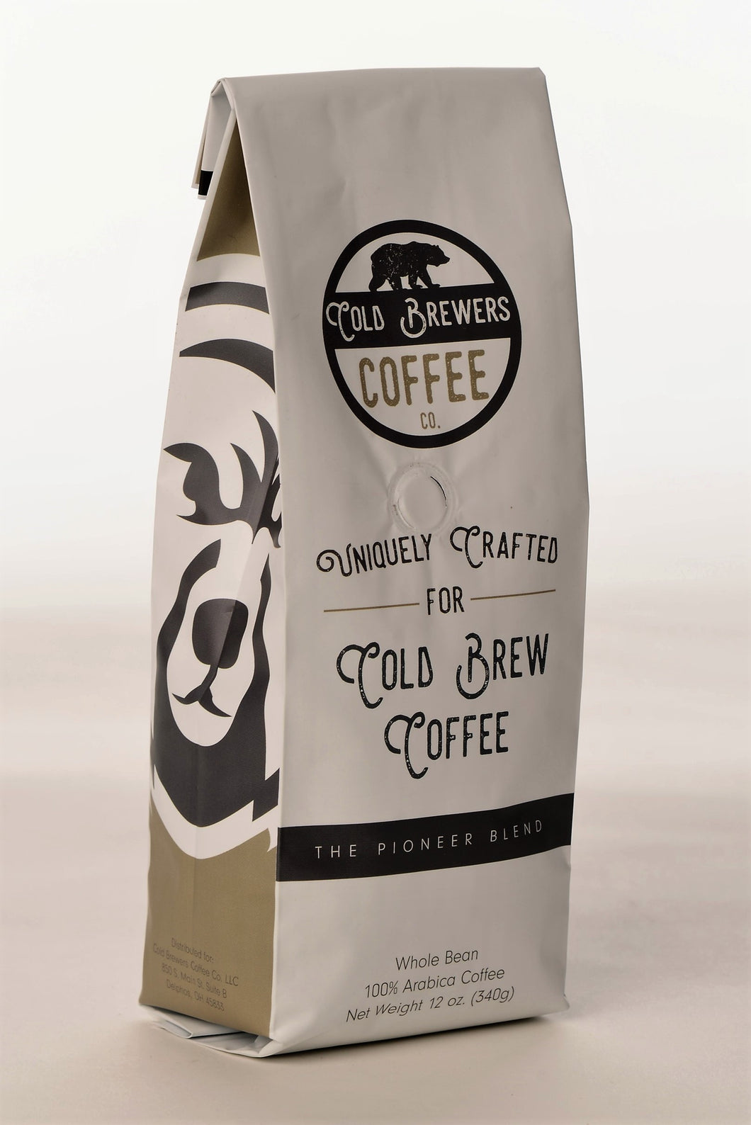 [Pioneer Blend] - Cold Brew Coffee Beans Cold Brewers Coffee Co