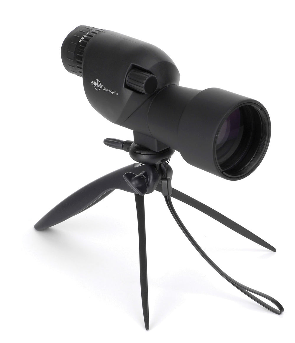 838 Reliant Zoom Spotting Scope | 12-26x60mm | 21.8 oz / 620 g