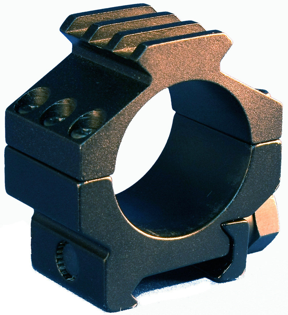 SwiftPremier Tactical Scope Ring STR1000 Low Matte w Rings