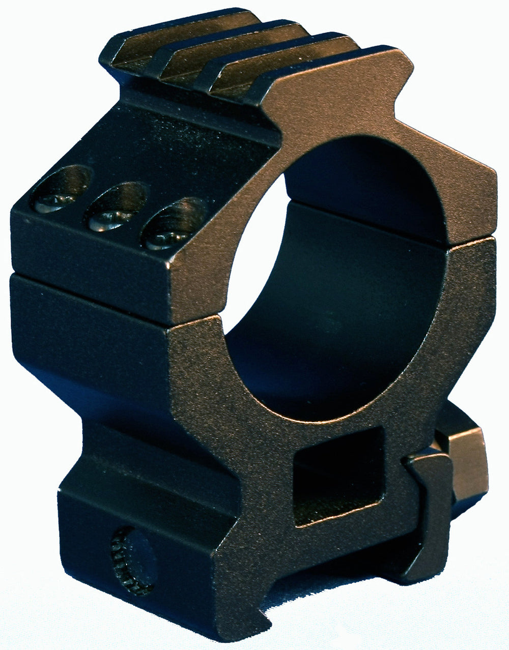 SwiftPremier Tactical Scope Ring STR1000 Medium Matte with Rings
