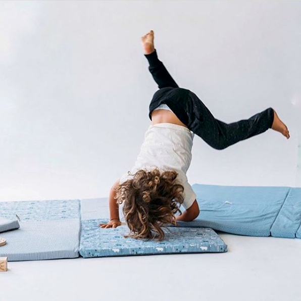 Creative uses for your Toki Mat // Modern Foam Play Mats
