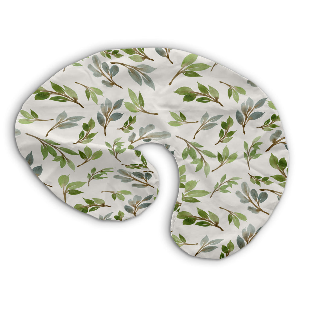 Olive Branch | Nursing Pillow Cover