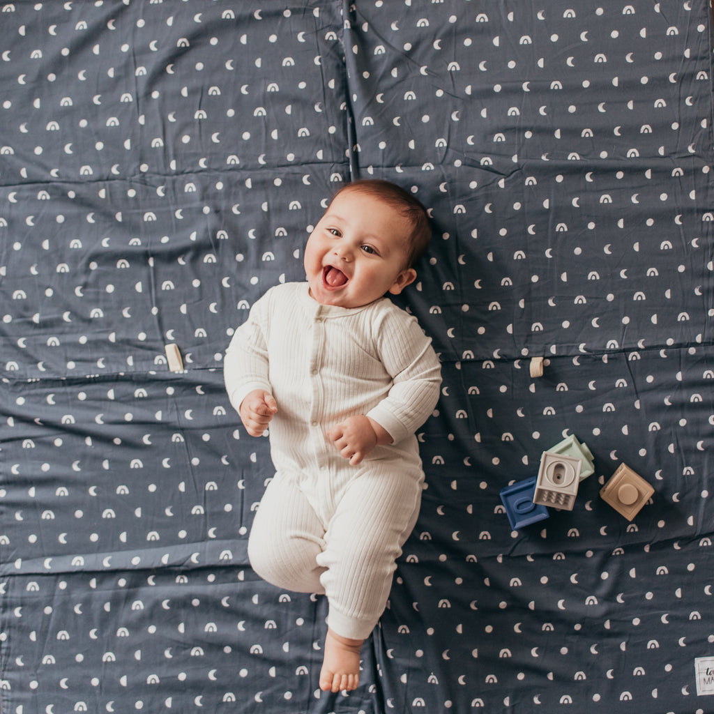 Imperfect | Celestial | Standard | Padded Play Mat