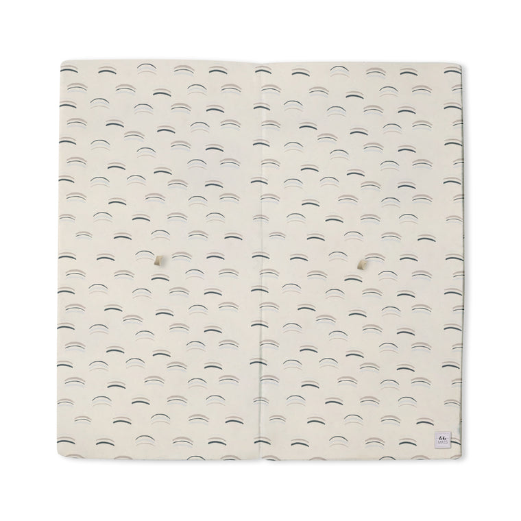 Arches in White | Mega | Padded Play Mat