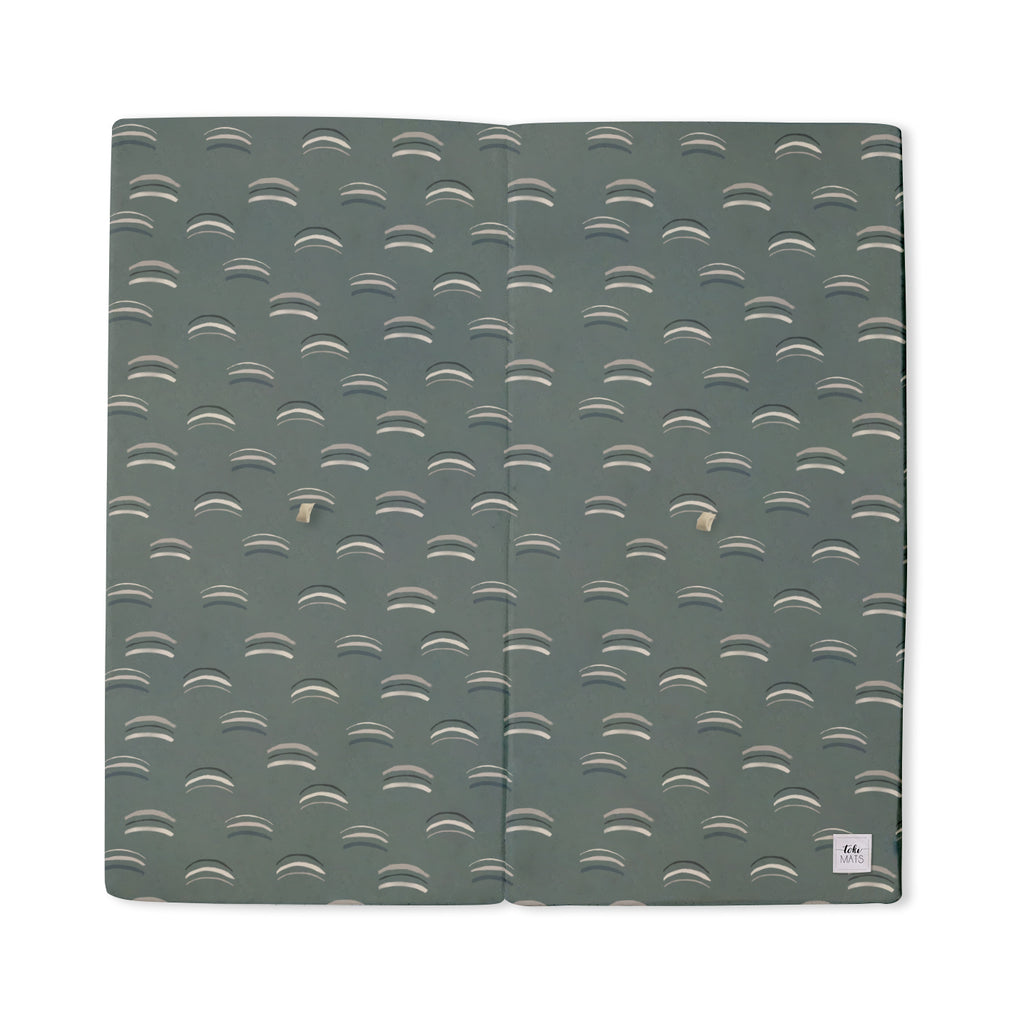 Arches in Forest | Standard | Padded Play Mat - Toki Mats