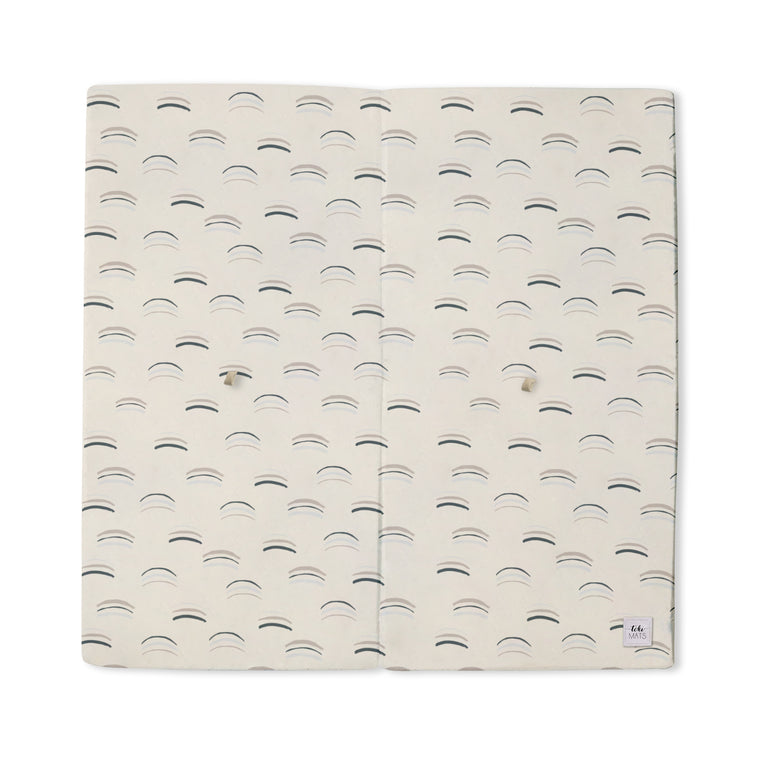 Arches in White | Standard | Padded Play Mat