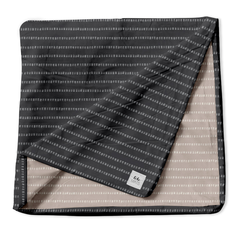 Stripe in Dark Grey | Mega Cover
