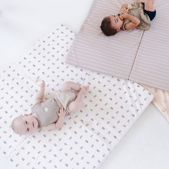 Mudcloth | Standard | Padded Play Mat