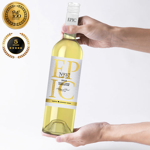 Karri Loam Pemberton Pinot Gris 2018 - Sustainable Australian Wine by Epic Negociants