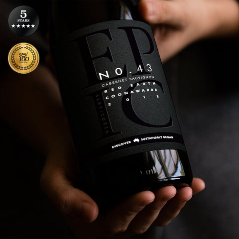 Red Earth Coonawarra Cabernet Sauvignon 2018 - Sustainable Australian Wine by Epic Negociants